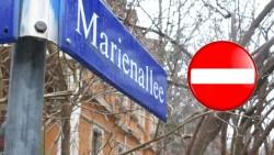 Wird die Marienallee zur Einbahnstraße - der Ortsbeirat Neustadt bittet um Prüfung