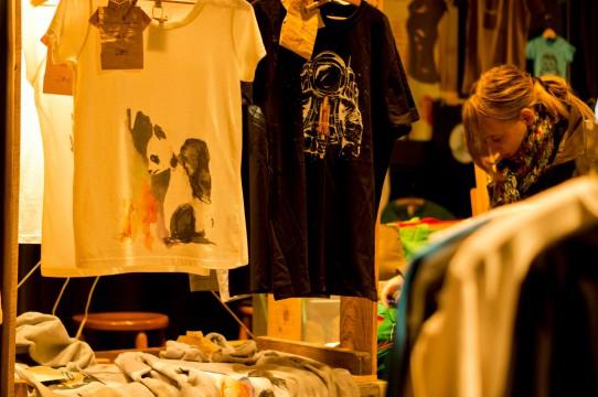 T-Shirt-Festival in der Scheune