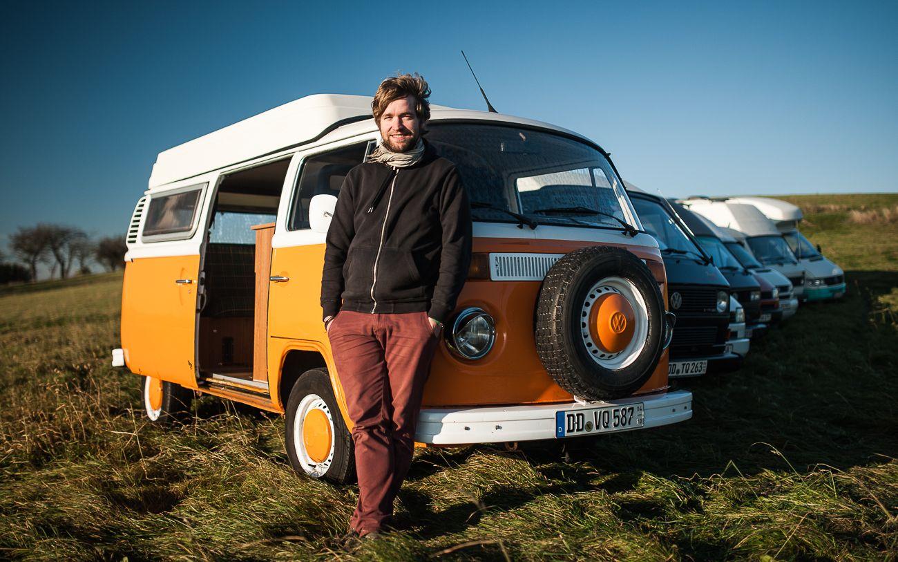 Böcky und seine Busse