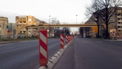 Brücke am Archiv-Platz hat keine Zukunft