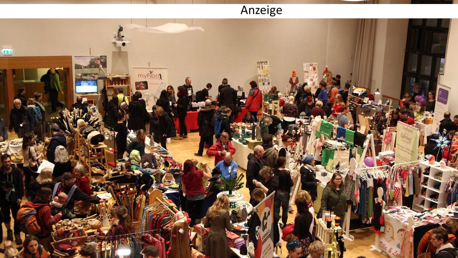 4. Fairer Weihnachtsmarkt in der Dreikönigskirche - Foto: PR/B2MS GmbH