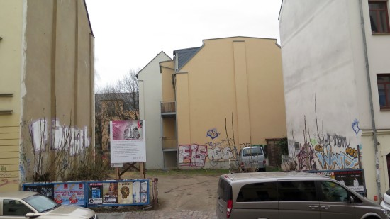 Noch klafft eine dicke Lücke an der Kamenzer Straße