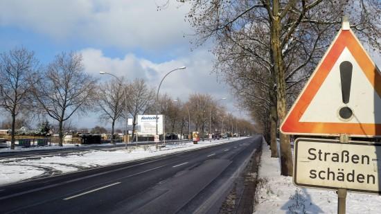 Die Hansastraße soll erneuert werden.