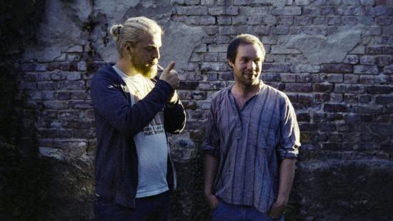 Sebastian Schindler und Michael Adler von Cameron Lines
