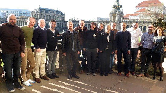 Dresden geht aus: Köche laden zum Winterpicknick in den Zwinger
