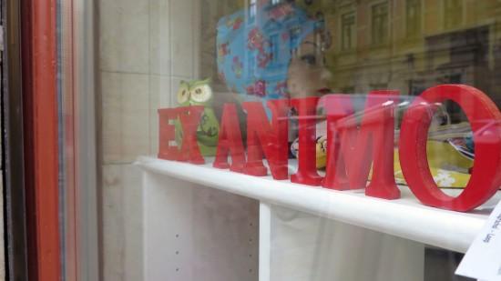 Ex Animo auf der Martin-Luther-Straße 17