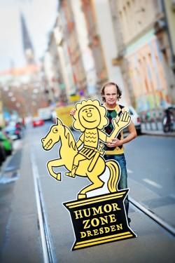Humorzone: Der feine Herr Schirmherr - Foto: Amac Garbe