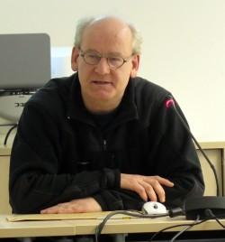 Grünen-Stadtrat Johannes Lichdi