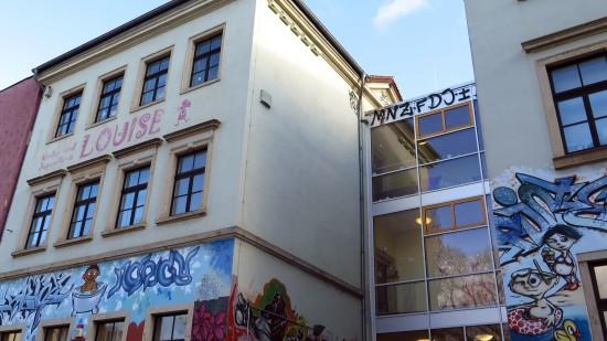 Klamotten-Trödelmarkt im Kinder- und Jugendhaus Louise