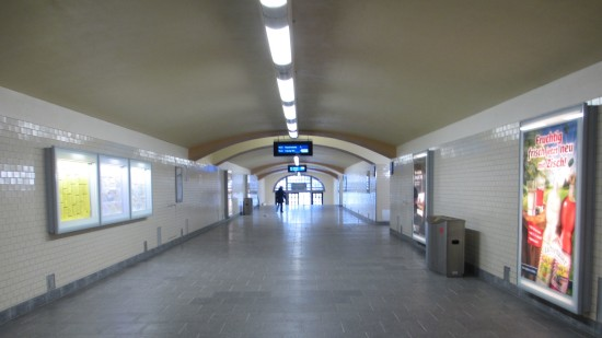 Tunnelblick im Neustädter