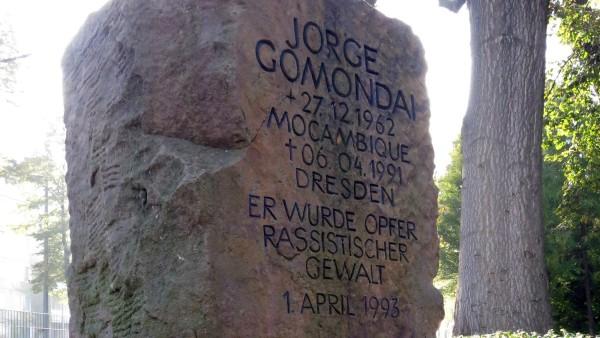 Gedenken an Gomondai