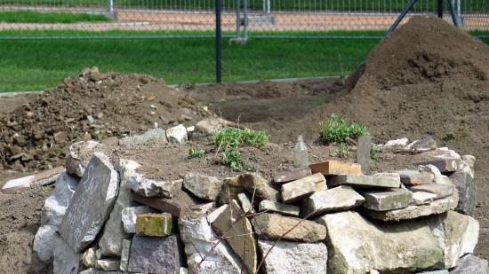 Neuer Stadtgarten, Einweihnung am Sonnabend