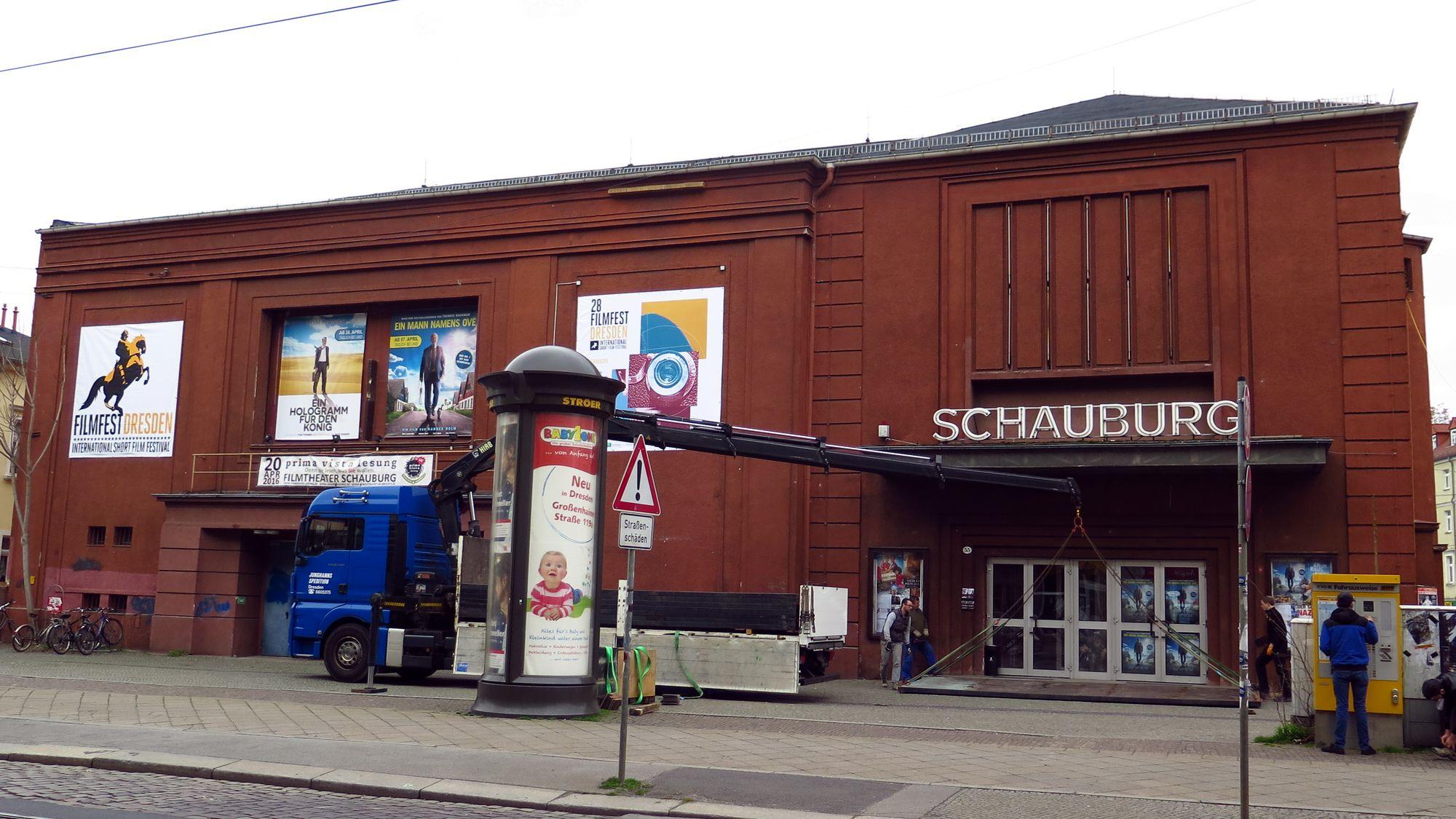 Ab Dienstag: Filmfest in Dresden