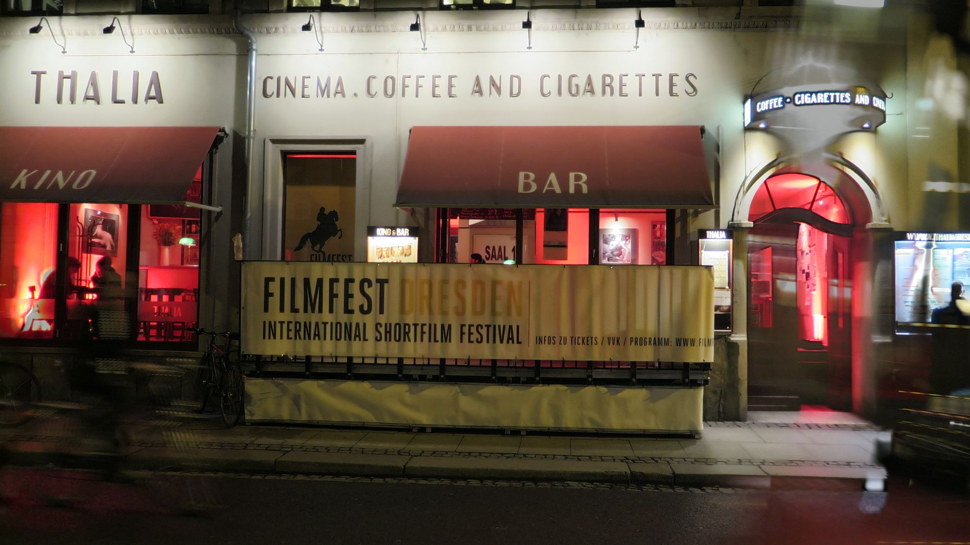 Filmfest auch im Thalia