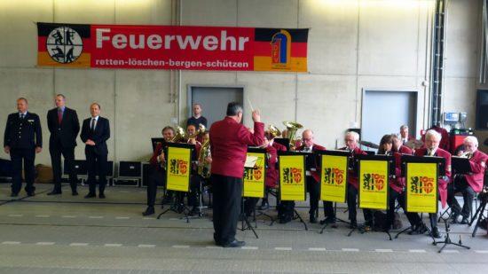 Blasorchester der Feuerwehr Dresden