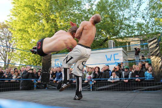 Wrestling 2015 - Foto: PR/Linda Scholz