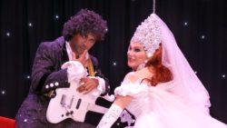 Dyona Lorr als Prince und Zora Schwarz - Foto: PR/Medienkontor