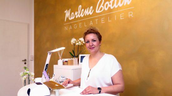 Nagelstuido Marlene Bottin in der Königspassage