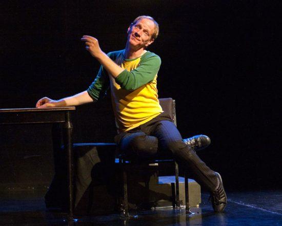 Verbindung zwischen Musik und darstellender Kunst: John Moran Foto: PR