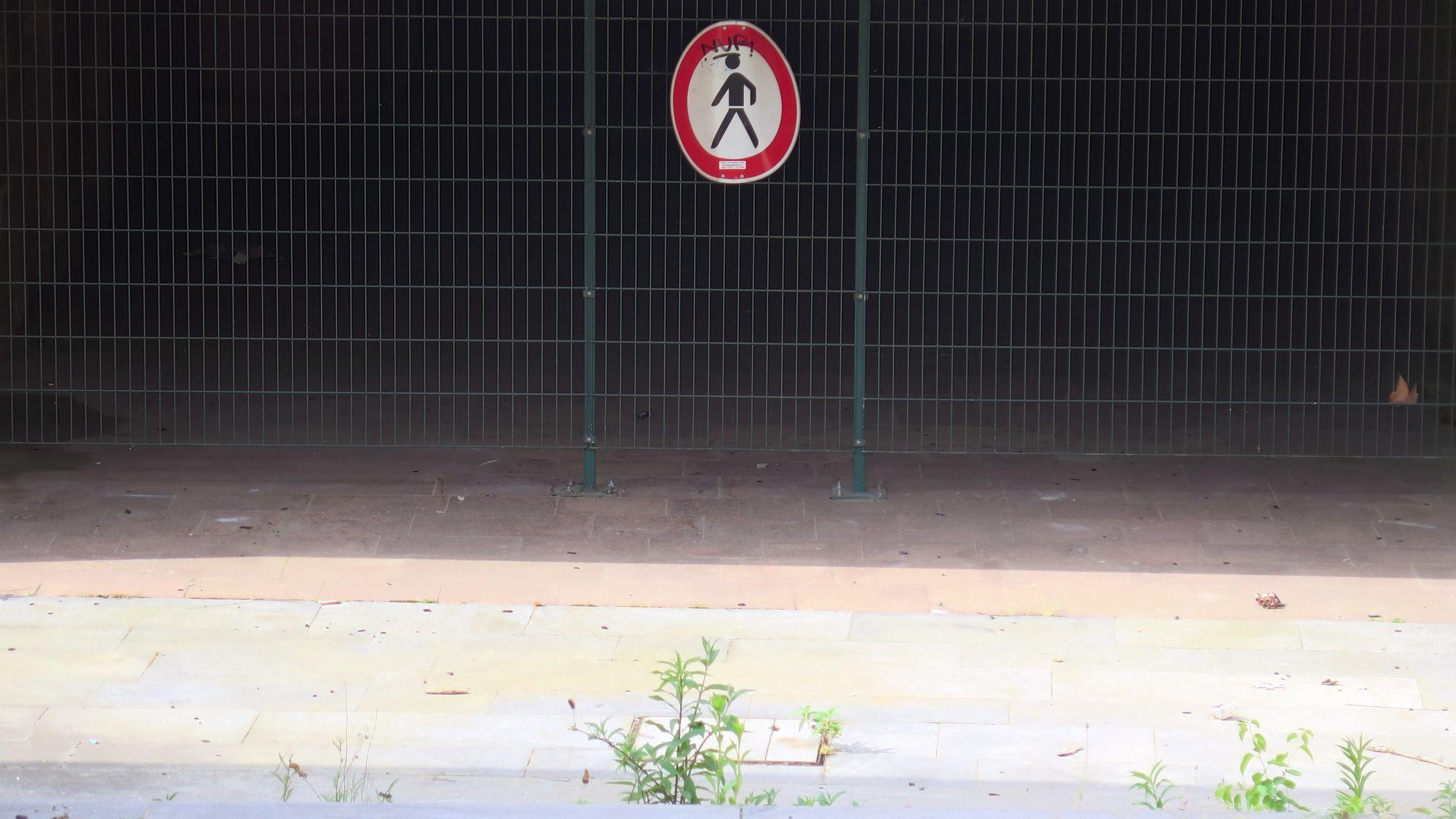 Seit knapp drei Jahren gesperrt - Tunnel am Goldenen Reiter