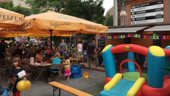 Kinderfest Katys Garage - Eindrücke von 2015