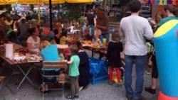 Kinderfest in Katys Garage - Eindrücke von 2015