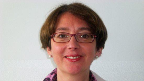 Kristina Pavlovic leitet das Goethe-Institut seit 2011