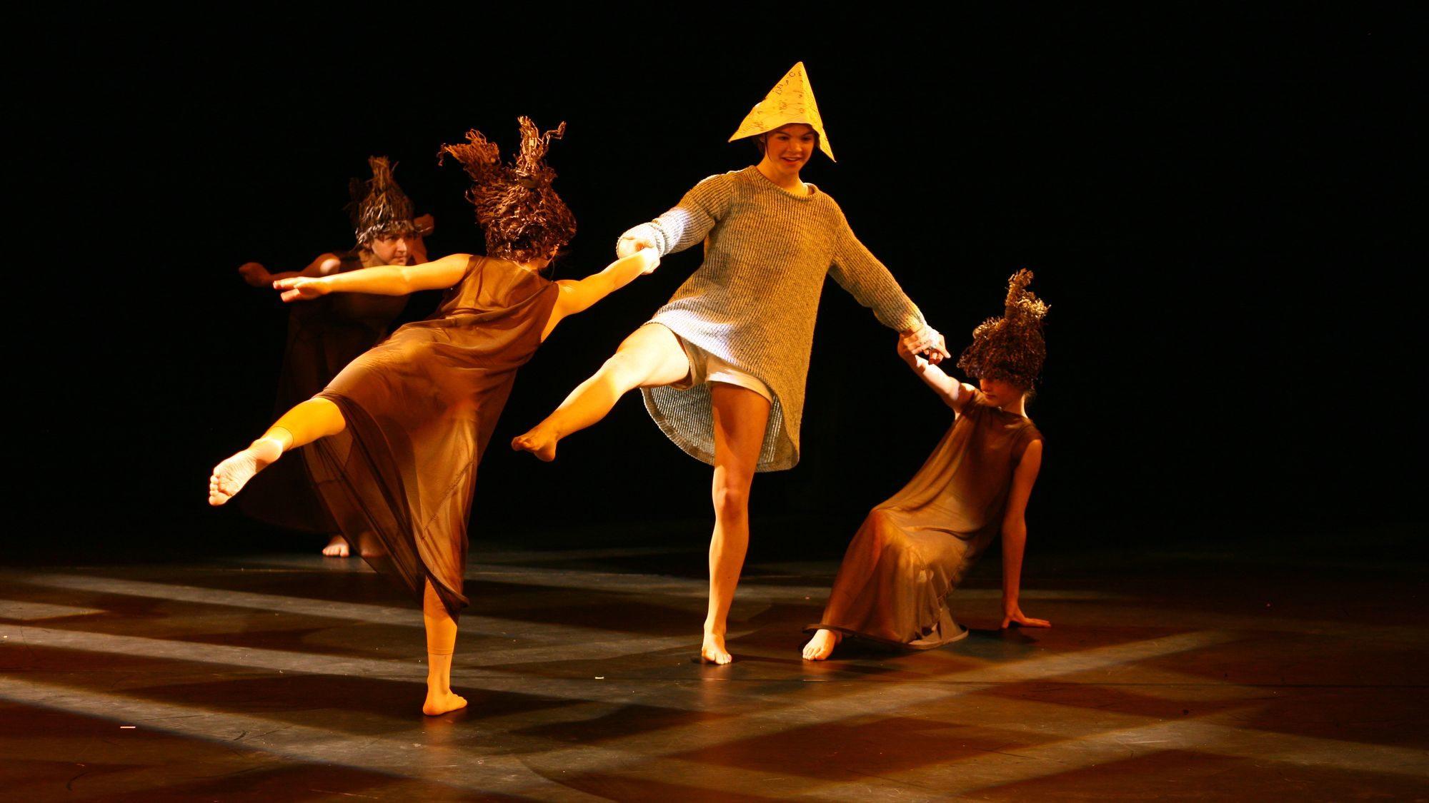 Der kleine Prinz tanzt, Szenenbild aus der Premiere