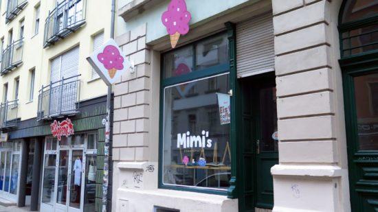 Mimi's geschlossen: Nach vier tollen Jahren gibt es hier kein Eis mehr.