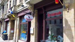 Don Colon von außen. Bautzner Straße 53.