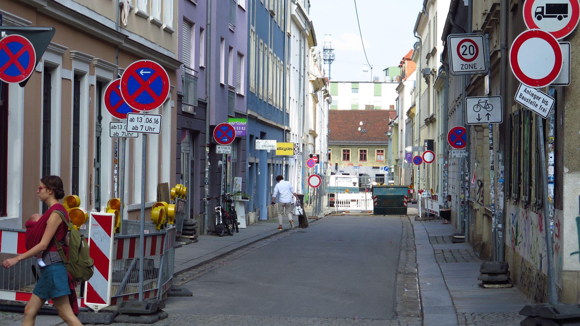 Böhmische lockt wieder mit Platz zum Einkaufsbummel.