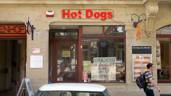 Ab September keine Hotdogs mehr.