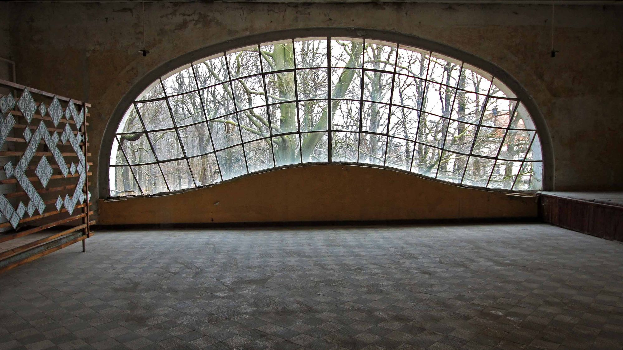 Herrenbad im Lahmann-Sanatorium - Foto: Peter Zuber