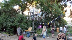 Natürlich wurde auch im Hechtgrün das Hechtfest zelebriert.