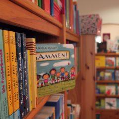 Die wohl schönste Kinderbuchhandlung der Stadt.