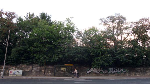 Eine Straße und tausend Wohnungen