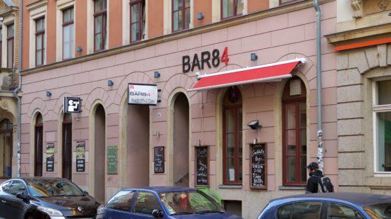Schließt am 17. September: Bar84