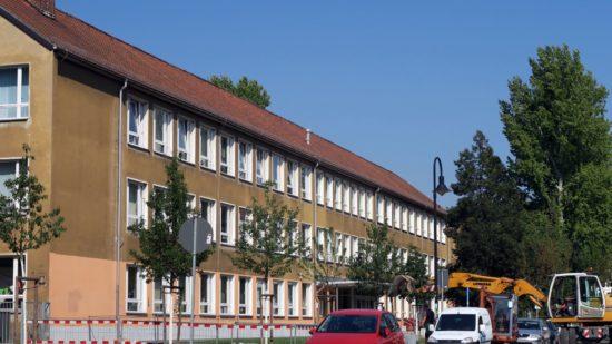 "Hecht-Schule: 30. Grundschule ""Am Hechtpark"""