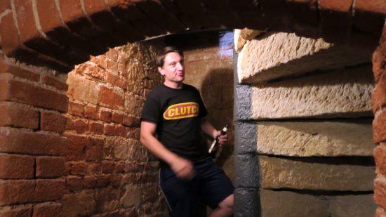 Treppensteiger und Pils-Erfinder: Georg Bauerfeind