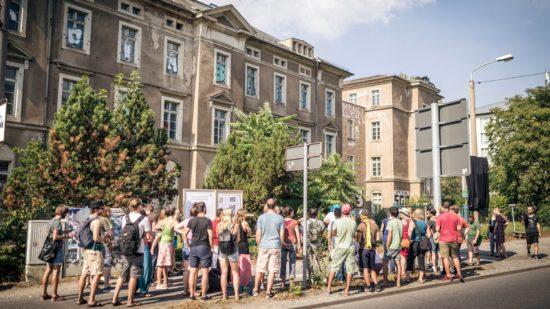 """Am 11. September hatte der Verein zum """"Tag des offenen Denkmals"""" eingeladen - Foto: Christoph Reichelt"""