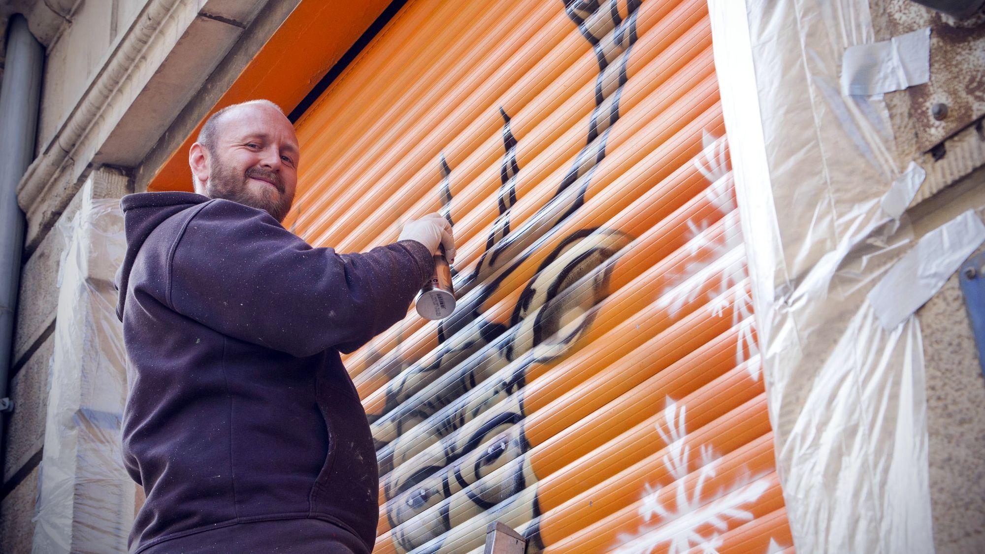 Hirschmaler Christian Weiße
