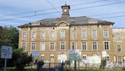 Die ehemalige Arbeitsanstalt an der Königsbrücker Straße