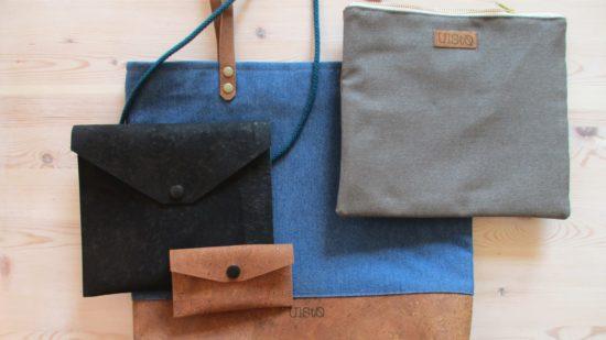 Ulsto - Taschen aus Kork
