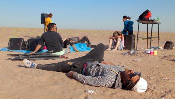 Raving Iran im Thalia Dresden