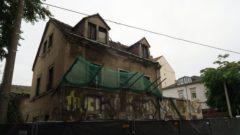 Scheunenhofstraße 3 wird abgerissen