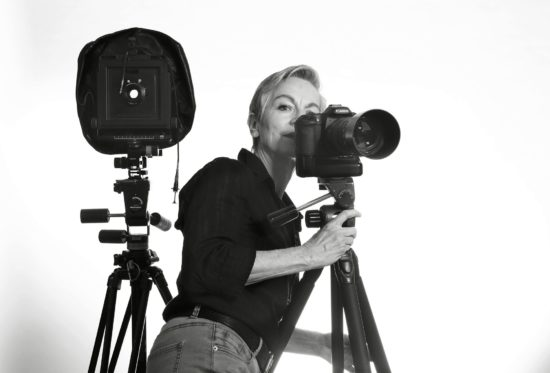 die Fotografin Christine Starke