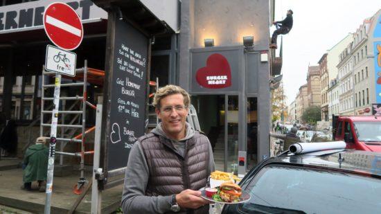 2016 hatte Christian von Canal das Burgerheart auf der Alaunstraße übernommen.