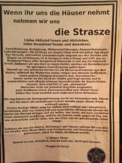 Flyer zur Aktion - Foto: mg
