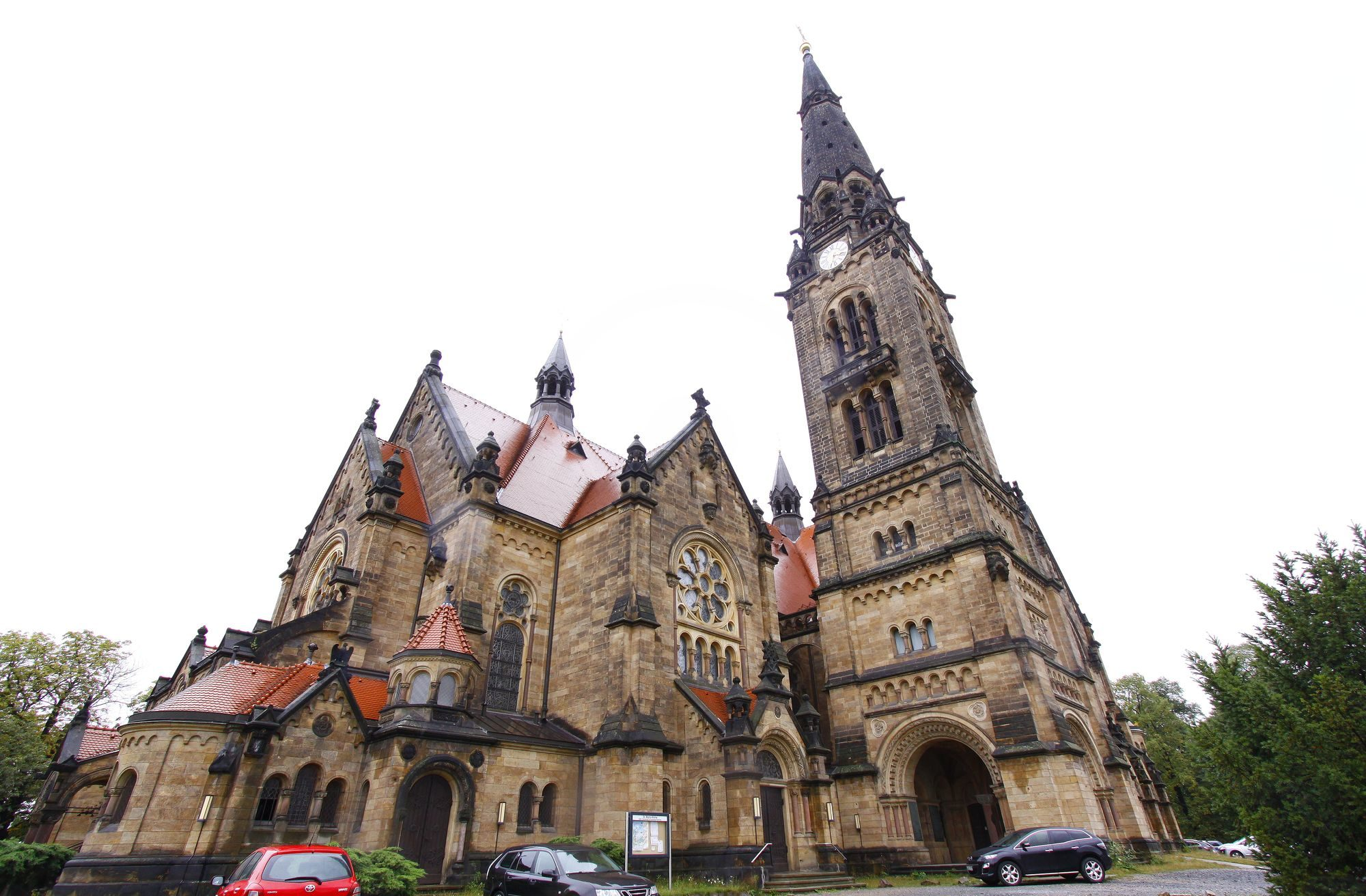 Die Kirche ist überwiegend im klassizistischen Stil errichtet. Foto: Archiv/Youssef Safwan
