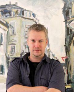 Aktzeichner Michael Kral